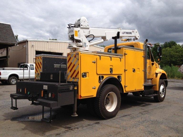 truck accessories crane